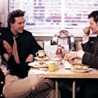 Kevin Bacon, Mickey Rourke, Tim Daly, and Daniel Stern in Diner (1982)