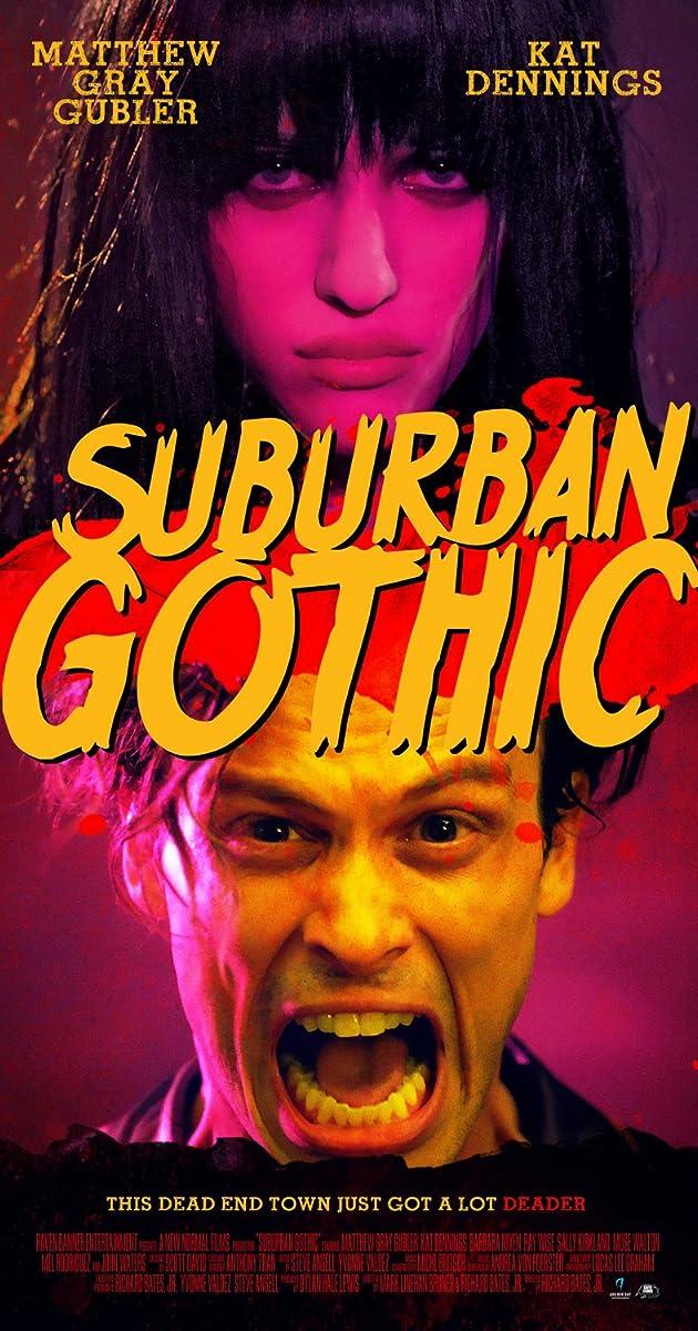 Subtitle of Suburban Gothic