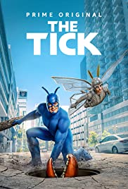 The Tick : Season 1-2 Complete AMZN WEB-DL 480p & 720p | GDRive
