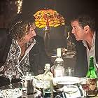 Pierce Brosnan and Dragan Marinkovic in The November Man (2014)