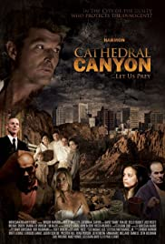 Cathedral Canyon Poster
