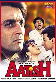 Aatish: Feel the Fire (1994) Poster - Movie Forum, Cast, Reviews