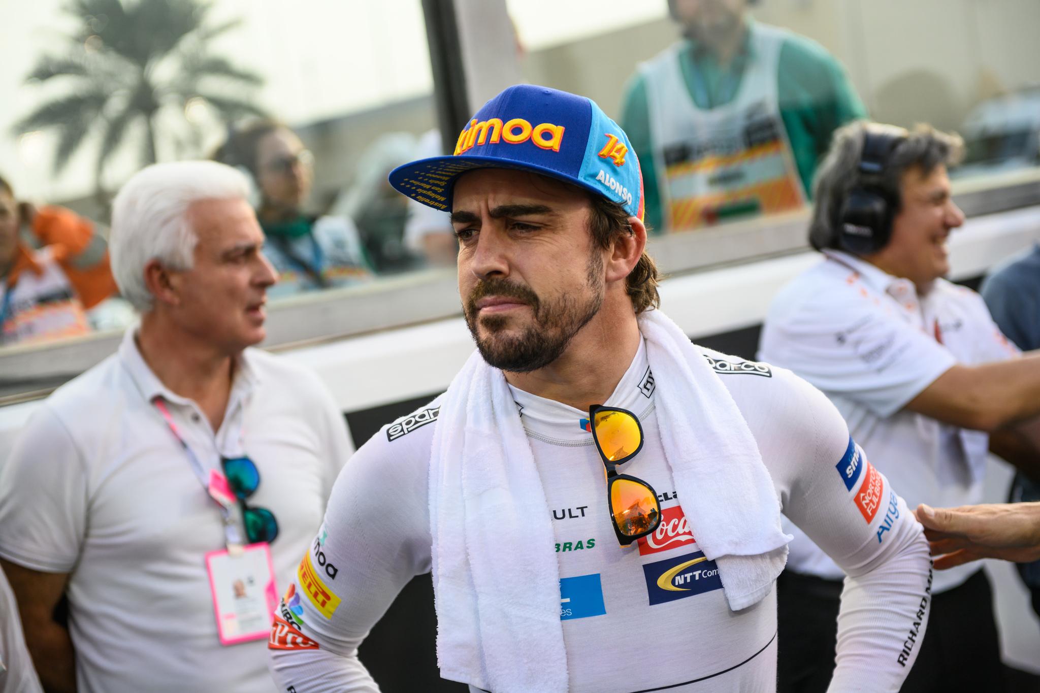 Fernando Alonso in Formula 1: Drive to Survive (2019)