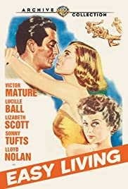 Easy Living (1949) Poster - Movie Forum, Cast, Reviews