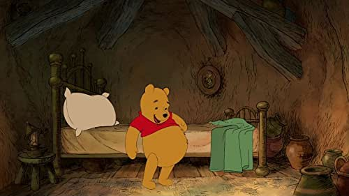 While out looking for some honey, Winnie the Pooh is pulled into a quest to save Christopher Robin from an imaginary culprit.