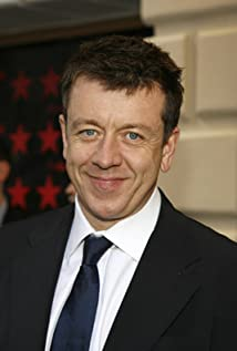 Peter Morgan Picture
