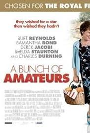 A Bunch of Amateurs (2008) filme kostenlos