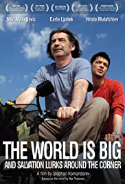 The World is Big and Salvation Lurks Around the Corner Poster