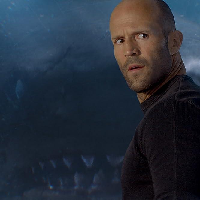 Jason Statham in Shark - Il primo squalo (2018)