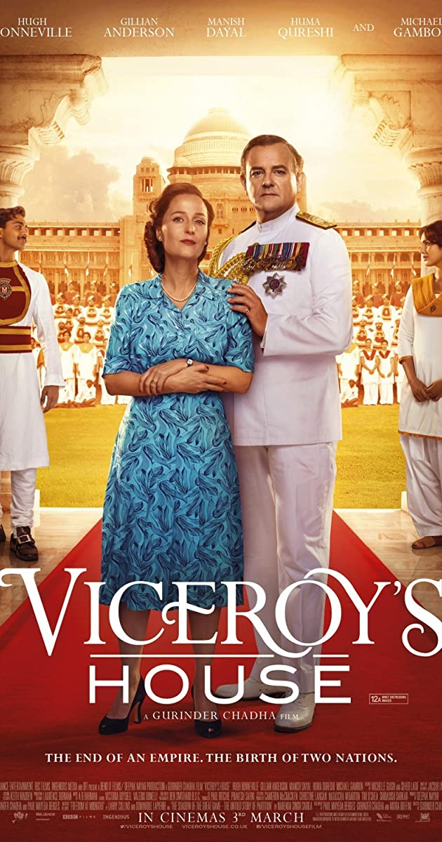 Subtitle of Viceroy's House