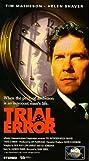 Trial & Error (1993) Poster