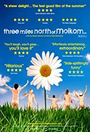 Three Miles North of Molkom Poster