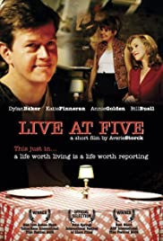 Live at Five Poster