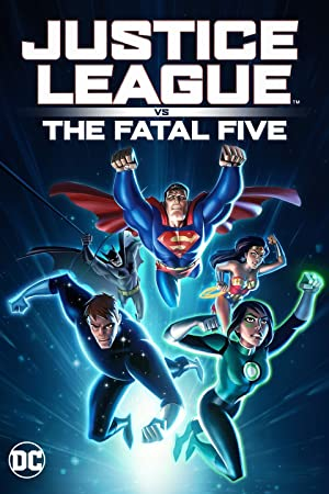 Where to stream Justice League vs the Fatal Five