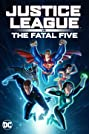 Justice League vs the Fatal Five (2019) Poster