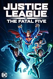 Watch Justice League Vs The Fatal Five 2019 Movie | Justice League Vs The Fatal Five Movie | Watch Full Justice League Vs The Fatal Five Movie