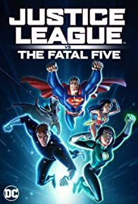 Primary photo for Justice League vs the Fatal Five