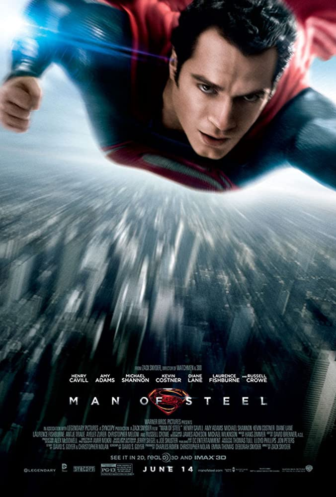 Kevin Costner, Russell Crowe, Laurence Fishburne, Christopher Meloni, Amy Adams, Henry Cavill, Richard Schiff, Michael Shannon, Ayelet Zurer, Dylan Sprayberry, Samantha Win, and Rebecca Buller in Man of Steel (2013)