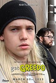 The Twelve Steps of Jason Mewes: Get Greedo Poster