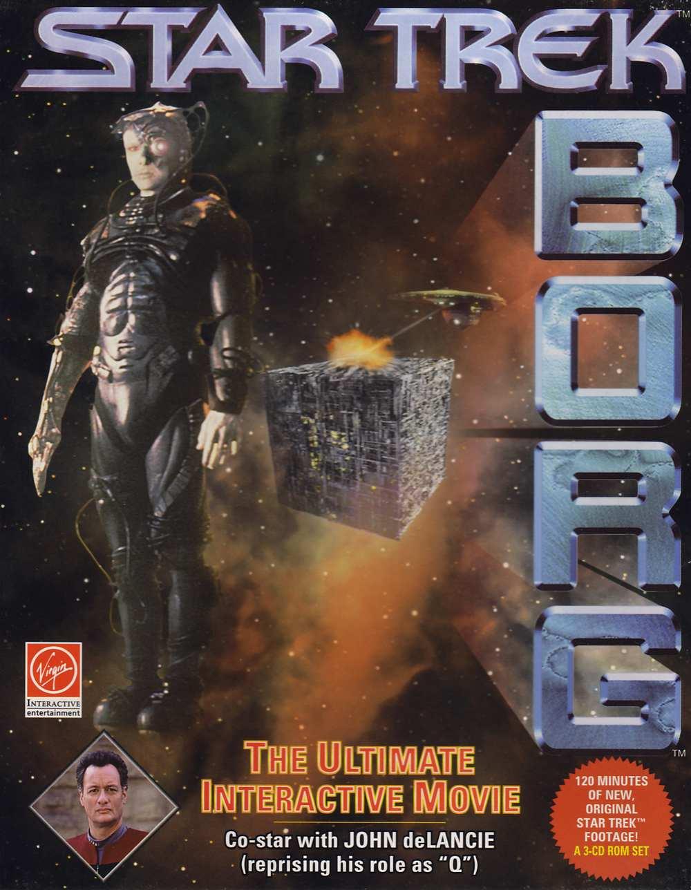 star trek borg video game 1996 imdb