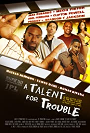 A Talent for Trouble Poster