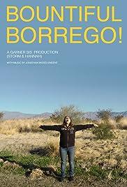 Bountiful Borrego! Poster