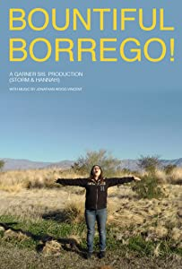 Absolutely free movie downloads pc Bountiful Borrego! USA [480p]