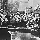 Bing Crosby, Fortunio Bonanova, Frank McHugh, Risë Stevens, and Carl 'Alfalfa' Switzer in Going My Way (1944)