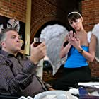 Jennifer Love Hewitt and Daniel Roebuck in Confessions of a Sociopathic Social Climber (2005)