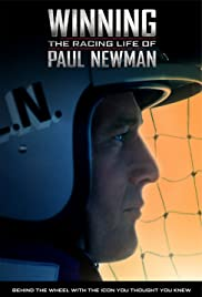 Winning: The Racing Life of Paul Newman Poster