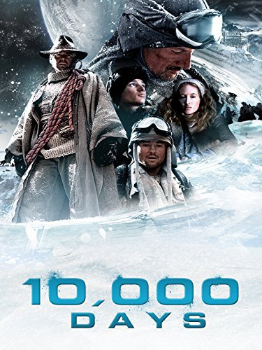 10,000 Days 2014 Dual Audio Hindi 720p HDRip ESubs 1.1GB