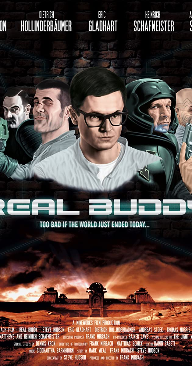 Real Buddy (2014) - IMDb