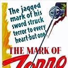 Tyrone Power, Linda Darnell, Basil Rathbone, and Gale Sondergaard in The Mark of Zorro (1940)