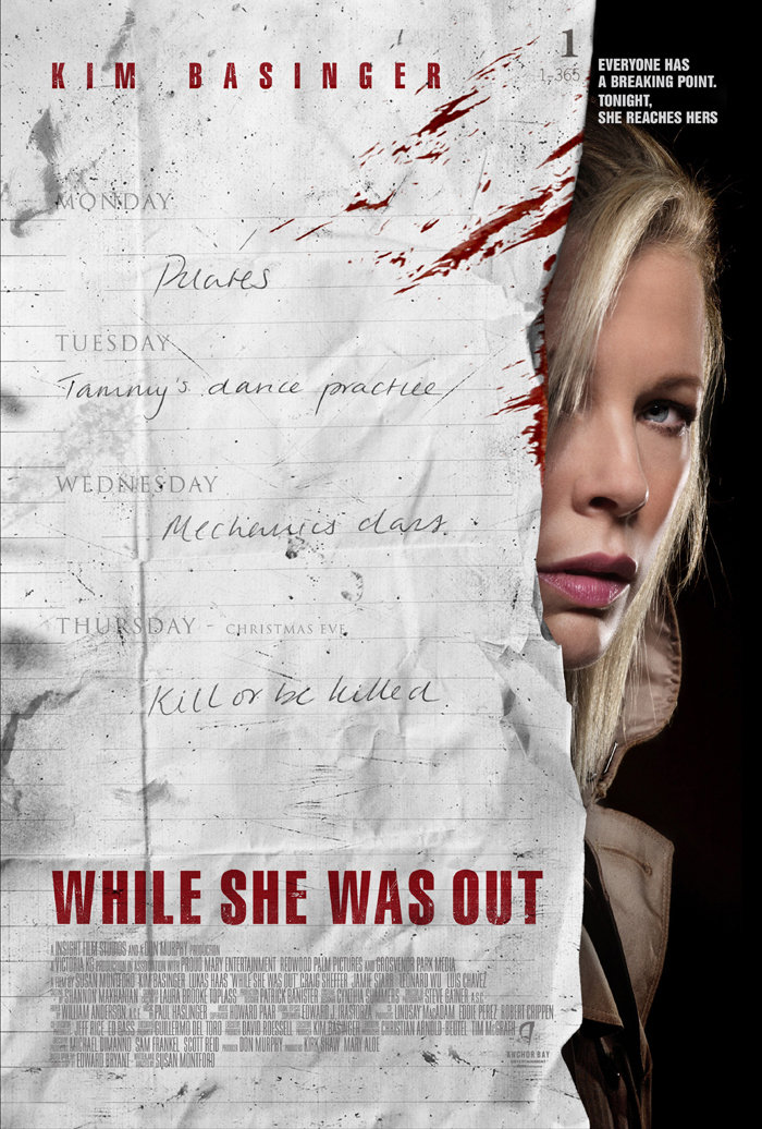WHILE SHE WAS OUT, Full Movie, Watch Free Online