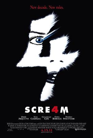 Download Scream 4 (2011) | 480p-720p | Hindi + English