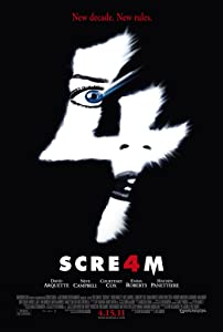 New movie releases Scream 4 by Wes Craven [hddvd]