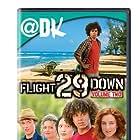 Corbin Bleu, Hallee Hirsh, Kristy Wu, and Lauren Storm in Flight 29 Down (2005)