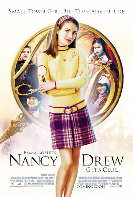 Emma Roberts in Nancy Drew (2007)