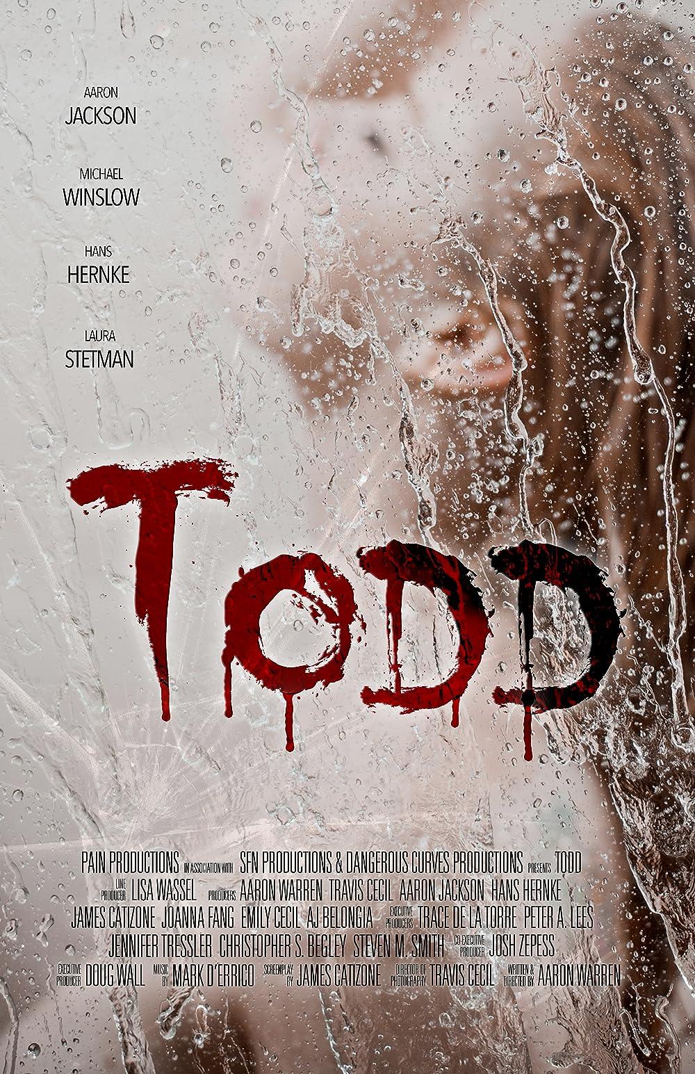 Todd 2021 English 720p HDRip 800MB | 300MB