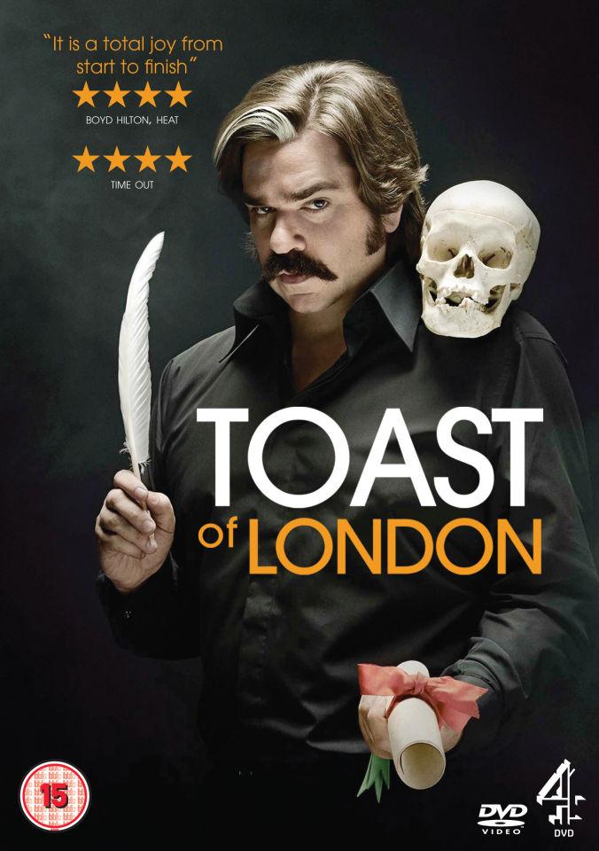 AKTORIUS IŠ LONDONO (1 sezonas) / TOAST OF LONDON