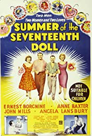 Summer of the Seventeenth Doll (1961) Poster - Movie Forum, Cast, Reviews