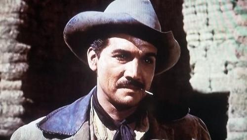 Víctor Manuel Mendoza in Cowboy (1958)