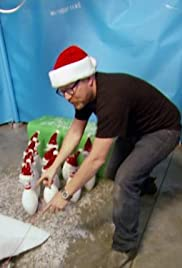 holiday special poster - Mythbusters Christmas Tree