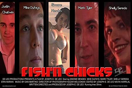 The movie english subtitles free download Fish'n Chicks [Bluray]
