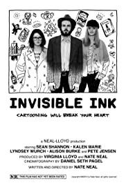 Invisible Ink Poster