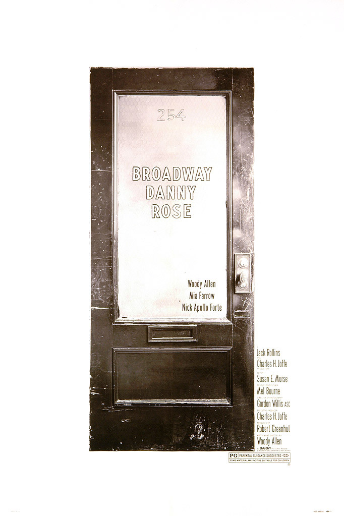 DENIS ROUZAS IŠ BRODVĖJAUS (1984) / BROADWAY DANNY ROSE