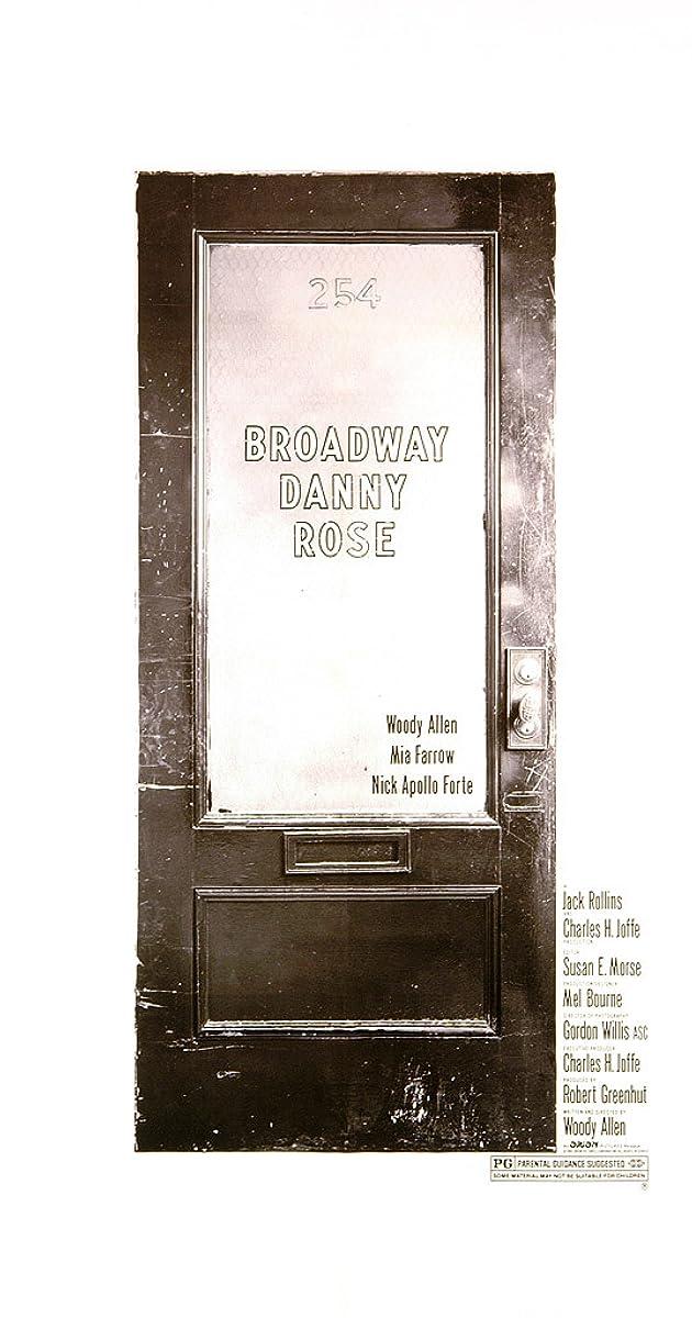 Subtitle of Broadway Danny Rose