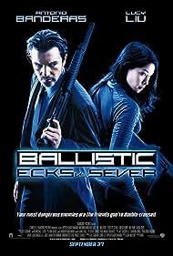 Antonio Banderas and Lucy Liu in Ballistic: Ecks vs. Sever (2002)