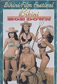 Bikini Hoe-Down Poster
