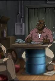 The Uncle Ruckus Reality Show Poster